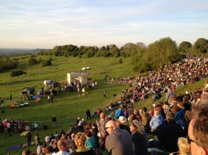 Crowds at Dovers games