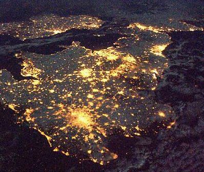 UK lights